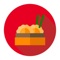 See more icon inspiration related to food and restaurant, dumpling, dessert, jam, chinese, chopsticks, sweet and food on Flaticon.