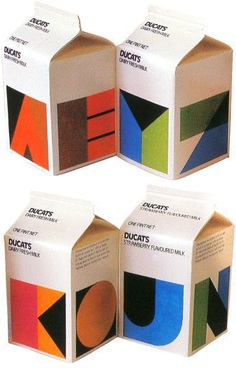 (via (372) Australian Milk Packaging from the 80s... - graph and compass