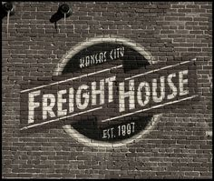 KANSAS CITY FREIGHT HOUSE | Flickr - Photo Sharing! #brick #kansas #house #city #freight #environment #wall