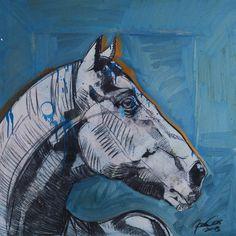 Silver Horse I