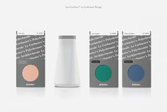 Drikolor by Inhouse #packaging #print #design