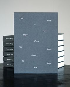 Lula #book #cover #minimal #spacing #typography