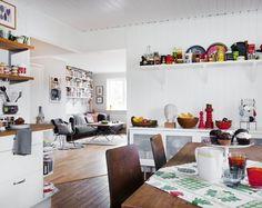 MobileMe Gallery - Retro deluxe Enskede #interior #sweden #illustrator #design #p #ingela #arrhenius