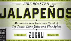 Zukali | Lovely Package #label #food #typography