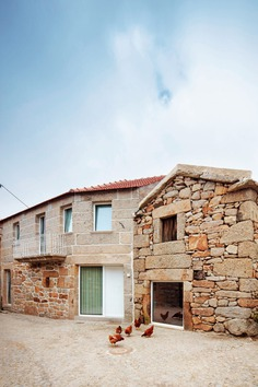 1940s Grandfather House Renovated by COVO Interiors in Portugal
