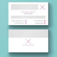 Beauty salon business card Free Psd. See more inspiration related to Background, Logo, Business card, Business, Vintage, Abstract, Card, Icon, Template, Office, Visiting card, Hair, Beauty, Retro, Presentation, Shop, Sign, Barber, Stationery, Elegant, Corporate, Company, Modern, Branding, Visit card, Scissors, Salon, Hairdresser, Identity, Mustache, Brand, Hairstyle, Barbershop, Cut, Haircut, Set, Equipment and Stylist on Freepik.