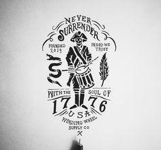 Soldier, Skeleton, Snake, Surrender