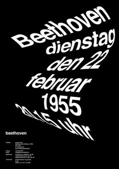 100 Days #typography #grid #brockmann