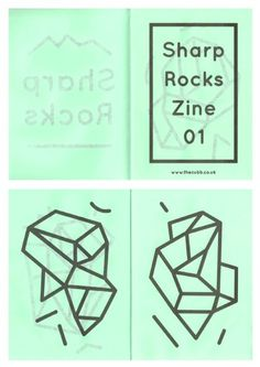 Sharp Rock Zine #print