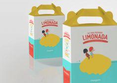 TATABI #packaging #lemonade