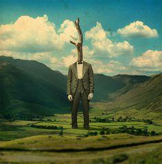 The Surreal Collages of Joseba ElorzaNovember 14 #surrealism #collage