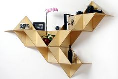 T.SHELF / J1 Studio #wood #furniture #industrial #design