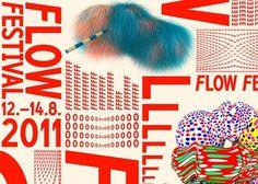Tsto | Flow Festival 2011 #flow #2011 #identity #tsto