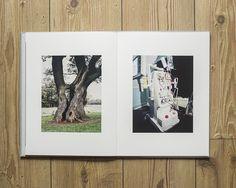 #book #finitude #photography #tree #machine #nature #editorial #foam