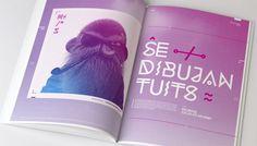 I Latina - Magazine #illustration #pickin #magazine