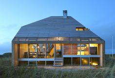 house, dune