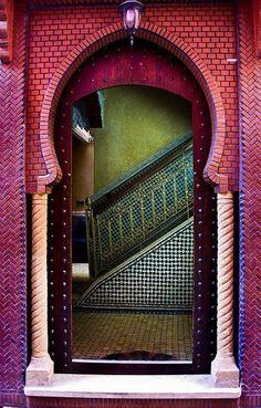 door #door #colour #mozaic