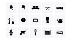 K.I.D. Collective, by Celeste Prevost #inspiration #creative #icon #design #graphic #icons #home