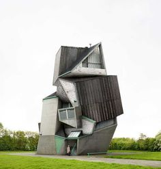 Architecture Photography by Filip Dujardin