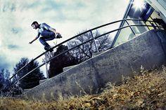 Shaun Unwin * Front Torque © 2009 Chris Wedman #blading #chris #rollerblading #wedman
