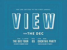 DEC Invitation
