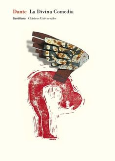 Santillana : Isidro Ferrer #ferrer #huesca #spain #dante #hiliada #book #cover #isidro #wings