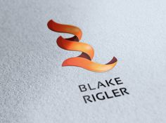 Blake Rigler Identity on Behance