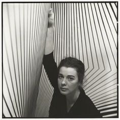 Bridget Riley #photography