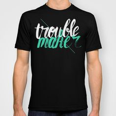Troublemaker t-shirt - By Koning