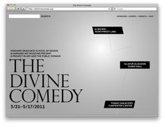 Project Projects — The Divine Comedy