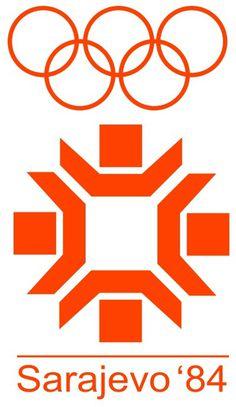1984 Winter Olympics #logo #olympics