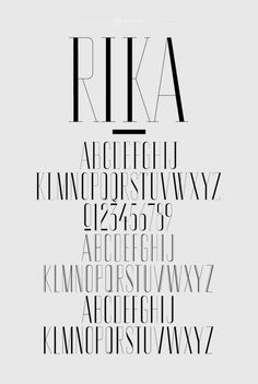 Rika Magazine by NR2154 | Trendland: Fashion Blog #paint #photography #editorial #magazine #typography