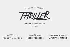 Thriller Kebab Restaurant by Kutan URAL