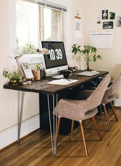 70 Inspirational Workspaces & Offices | Part 21 #office