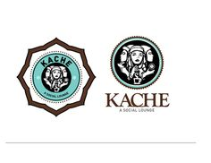 KACHE Logo #branding #design #nice #advertising #logo #whyworkshop