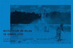 Genius Loci | tabaramounien – Studio de design graphique et multimédia àBordeaux depuis 2007 #edition #fanzine #print #book #art #diy