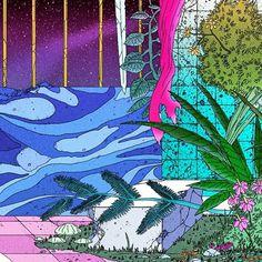 Reborn #illustration #art #foliage #tone #plant