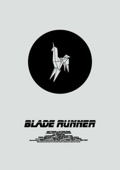 bladerunner.jpg 424×600 pixels #runner #blade