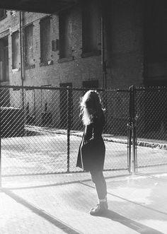 Brooke. South Boston. January 2013. #white #35mm #girl #and #boston #b&w #black #photography #film #fashion #bw