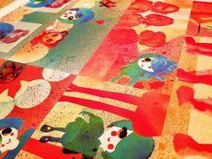 Chloe: A Children's Book on Behance #print #paper #book #illustration
