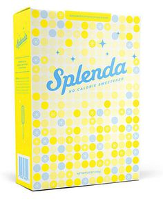 Splenda : Graphic Design / Art Direction