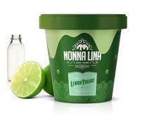 Mr. Conde #ice cream #packing #nonna lina