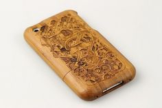 Facebook | STUBBORN SIDEBURN DESIGN's Photos - products #vector #wood #iphone #art #etch #lazer