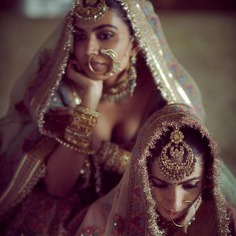 Trendy bridal collection
