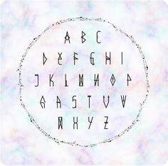 oculto, becca allen #becca #allen #typography