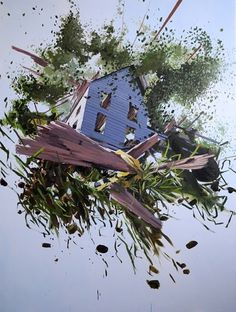 urban taster | stuff we like #exploding #buildings
