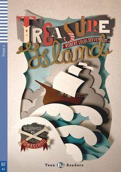 MatterPrinted #island #treasure #book