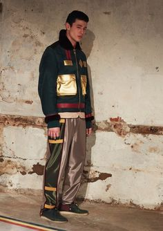 Pigalle Fall 2017 Menswear Collection Photos - Vogue