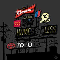 Advertising. #logos