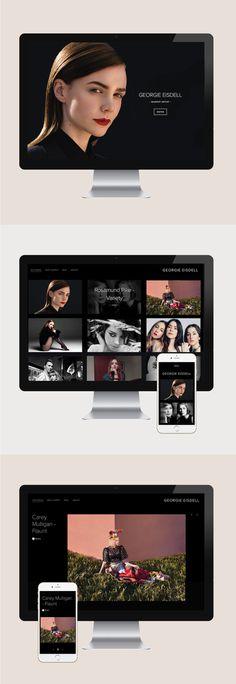 Sallie Harrison Design Studio #website